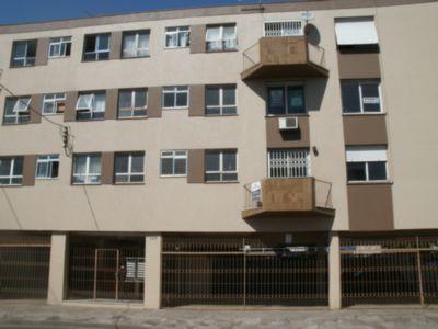 Karina - Apto 2 Dorm, Passo da Areia, Porto Alegre (CM4659)