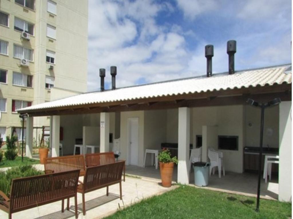 Condomínio Residencial Ventura Clube - Apto 2 Dorm, Sarandi (CM5062) - Foto 32