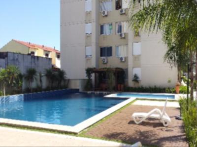 Condomínio Residencial Ventura Clube - Apto 2 Dorm, Sarandi (CM5062) - Foto 18
