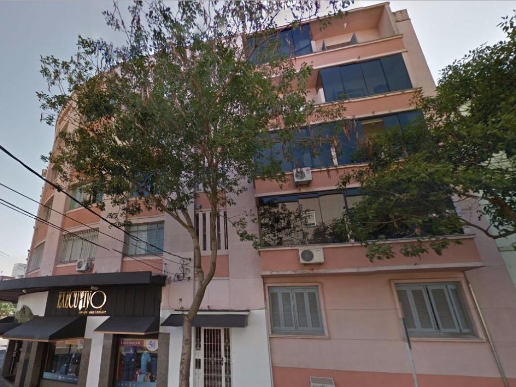 Edificio Lisboa - Apto 2 Dorm, São João, Porto Alegre (CM5092) - Foto 2