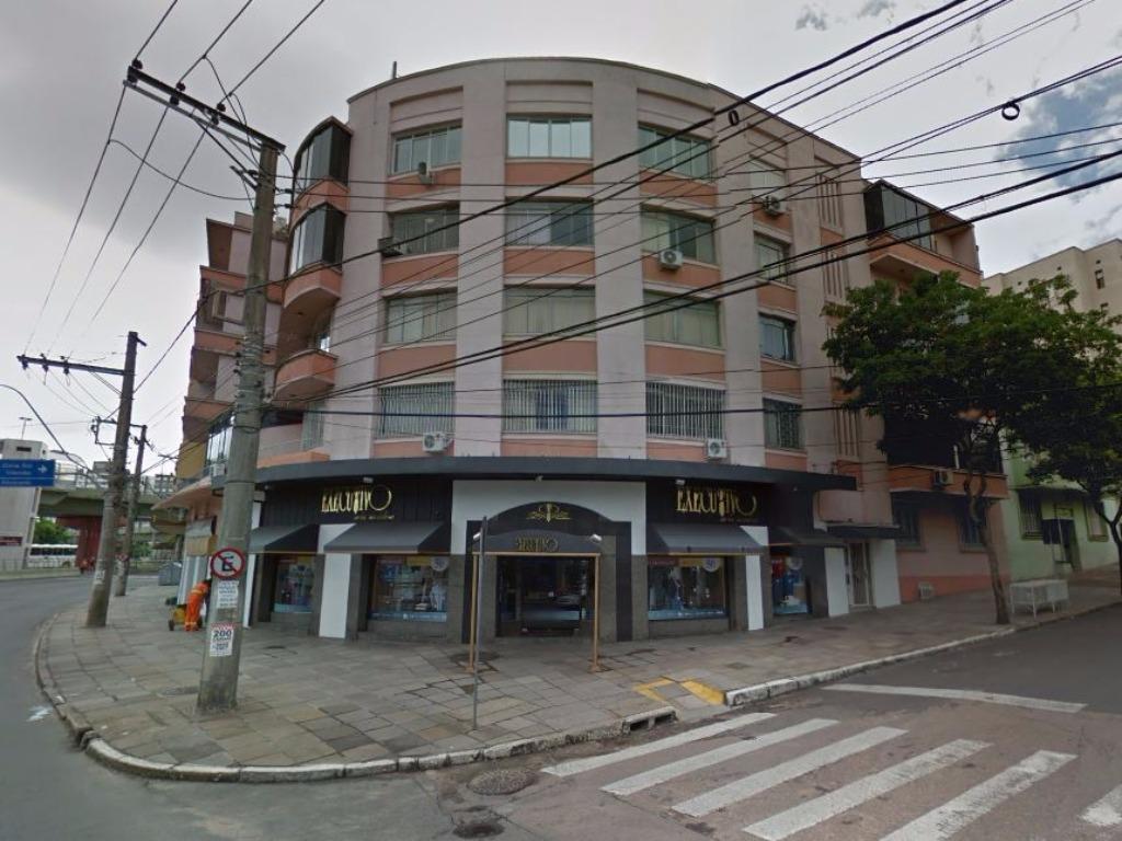 Edificio Lisboa - Apto 2 Dorm, São João, Porto Alegre (CM5092)