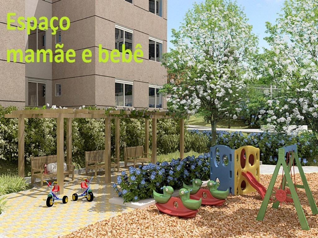 Arboretto - Apto 2 Dorm, Jardim Itália, Porto Alegre (CM5139) - Foto 10
