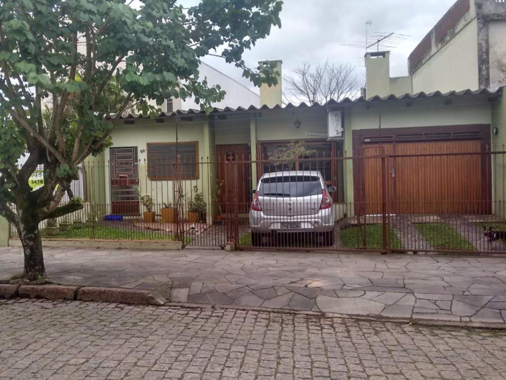 Comerlato Imobiliária - Casa 3 Dorm, Anchieta