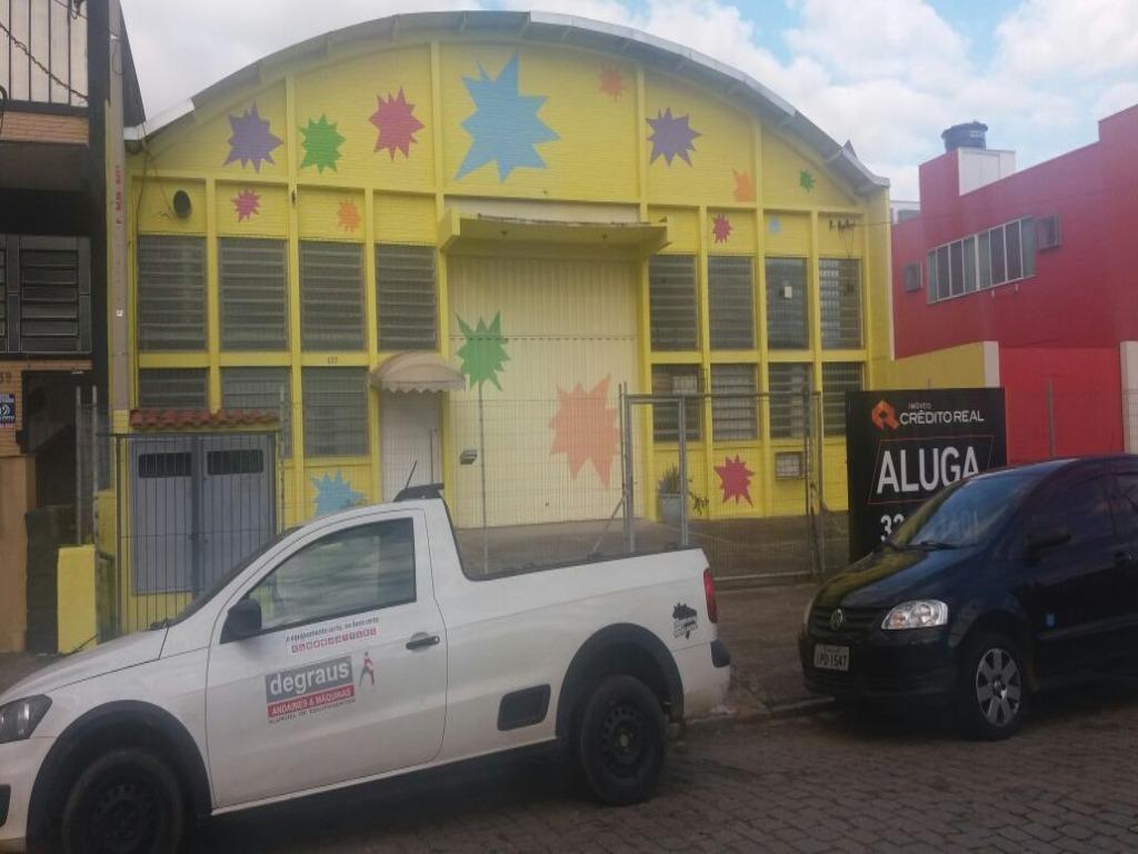 Galpão, Santa Maria Goretti, Porto Alegre (CM5269) - Foto 6
